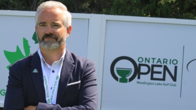 """I can boil it down to three words—golf is safe"": A Q&A with the head of Golf Ontario"