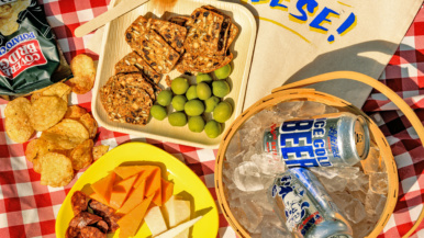 Toronto's best pre-packed picnic baskets