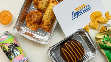Sort-of Secret: Super Empanada, the new pastry pocket project of a west-end steakhouse