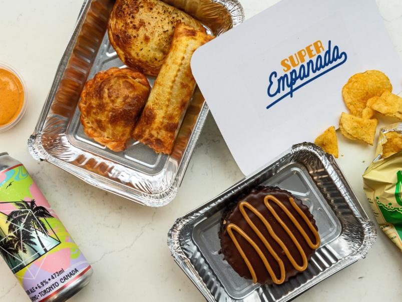 Sort-of Secret: Super Empanada, the new pastry pocket project of a west-end steakhouse