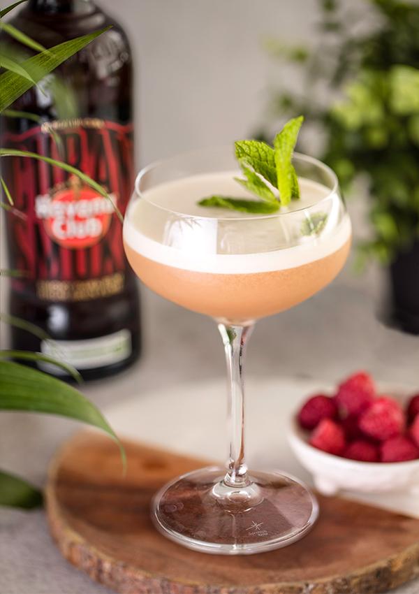 Guava Rum Cocktail