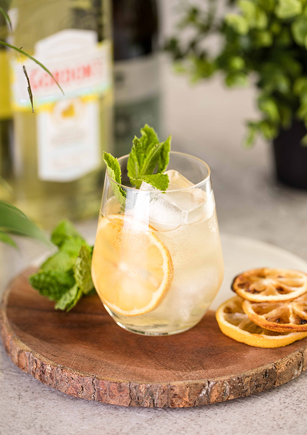 Lemon Gin Spritz