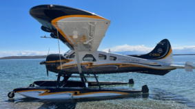 This plane flies Torontonians to cottage country in 40 minutes