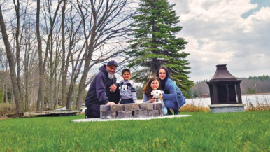 When the pandemic hit, this family snapped up a fixer-upper cottage on the Crowe River for $525,000