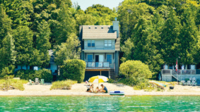 Real estate adventures in cottage country