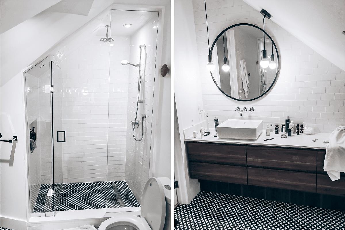 dNovo Group - Renovated Bathroom