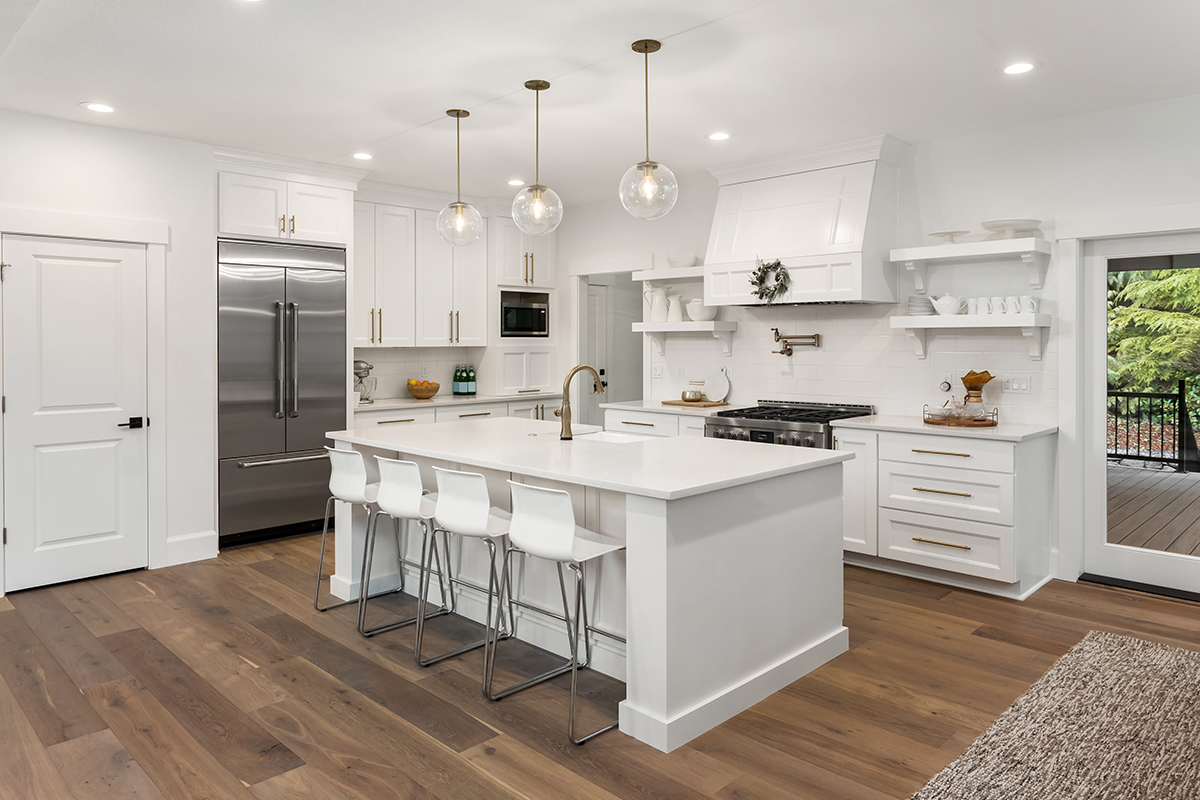 dNovo Group - Renovated Kitchen