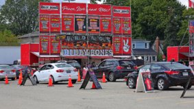 """""""It's not that different from visiting a McDonald's"""": The co-founder of Toronto Ribfest on turning a three-day-long food festival into a drive-through experience"""