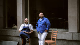 """""""It was like a first date. I had butterflies"""": 20 Victoria's Chris White on starting fresh after closing Brothers Food & Wine mid-pandemic"""