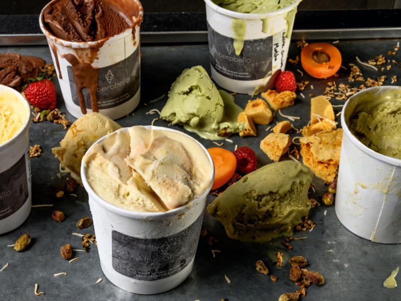 Sort-of Secret: Alberobello Gelato, chef Lorenzo Loseto's new line of Italian ice cream