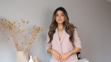 How YouTuber Samantha Guerrero curates her jewellery collection with Mejuri
