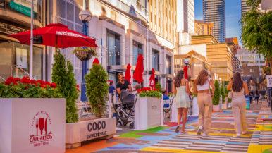 10 Yorkville patios you need to visit this season