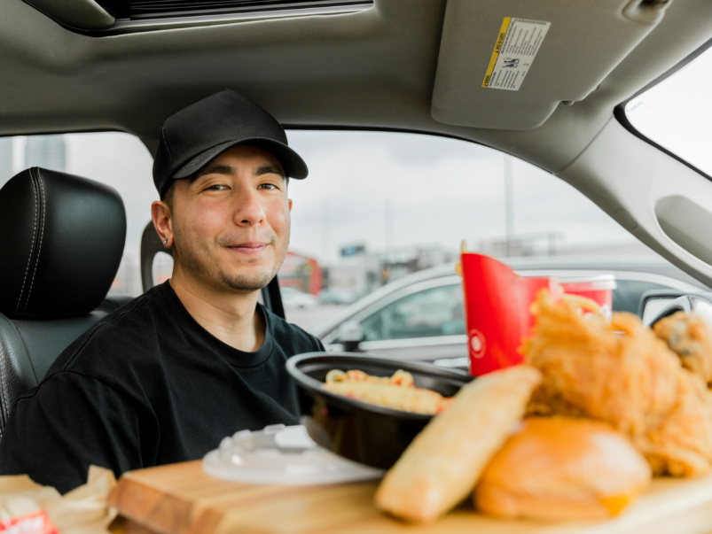 """""""My doctor was like, you can't do this anymore"""": A Q&A with Vartan Fresh, a Toronto mukbang artist who left the family business to eat professionally"""
