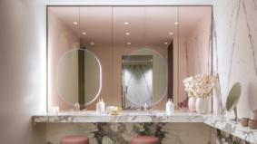 Inside St. Regis Hotel's sky-high new luxury spa