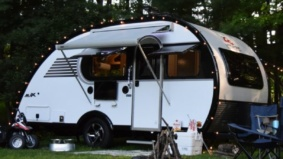 Six mini campers for your next long weekend getaway