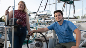 We bought a $62,000 sailboat and moved in