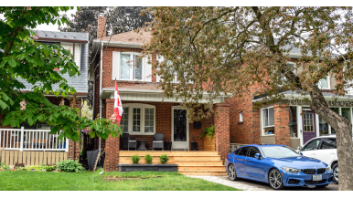 A Toronto couple planned to upsize within the next few years, but they worried the pandemic might price them out. So they snatched up a $1.3-million detached in New Toronto