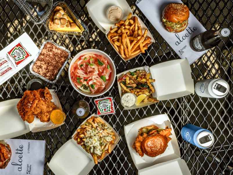What's on the menu at Aloette's new takeout counter in Liberty Village