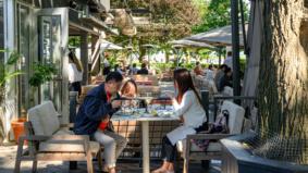 Toronto's best new patios