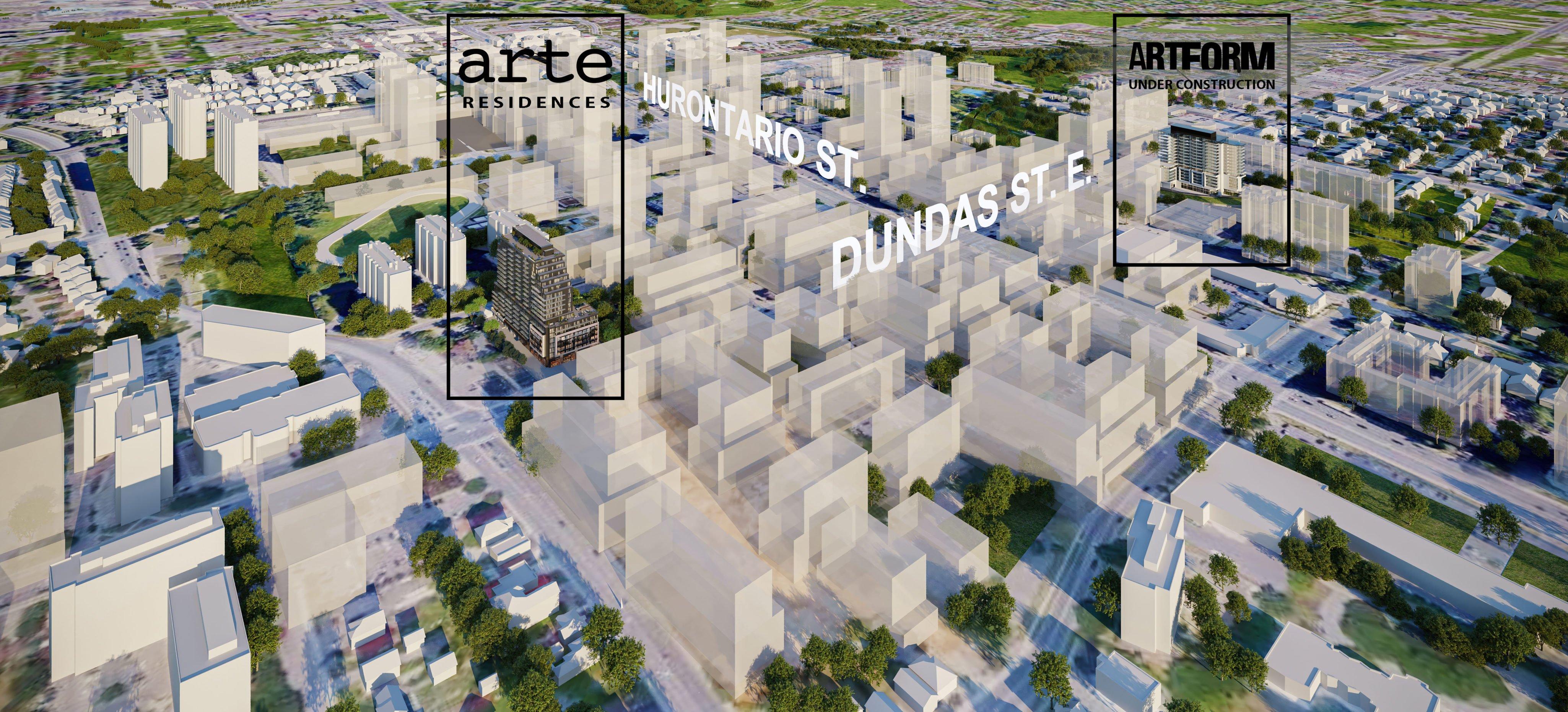 Arte Building by Emblem