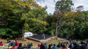 """""""People were literally beaming in their seats"""": Canadian Stage's Brendan Healy on reopening the High Park Amphitheatre"""