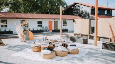 We bought a ramshackle 1970s motel in Thornbury for $1.2 million. Now it's a boutique roadside destination