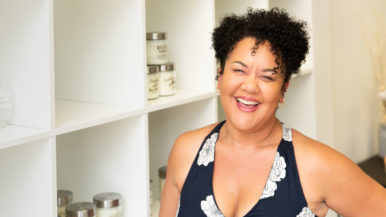 """""""I made 8,000 candles in my apartment"""": How one woman transformed her Instagram side hustle into a bricks-and-mortar store"""