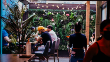 Toronto's best covered patios
