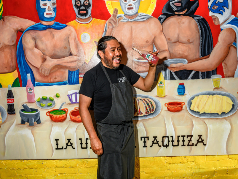 What's on the takeout menu at Tacos 101, the much-missed taqueria's new Kensington Market counter