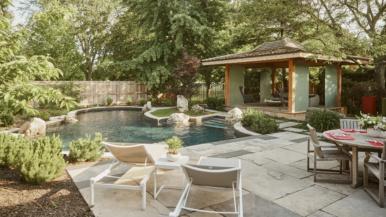 How a backyard pool overhaul got this Torontonian through the pandemic