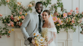 Real Weddings: Inside a sweet and flowery ceremony in Leslieville