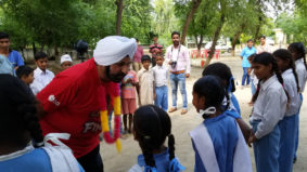 """""""Girls are going to change the world"""": In conversation with Nav Bhatia on his motives for gender equality"""