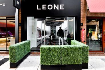 Leone storefront