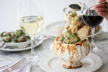 Maison Selby French Onion Soup
