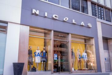 Nicolas storefront