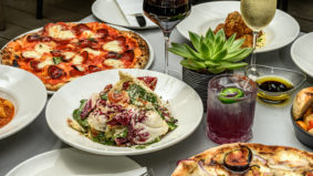 What's on the menu at Quadro, Little Italy's new pizza and pasta spot from restaurateur Tony Longo and designer Joe Mimran