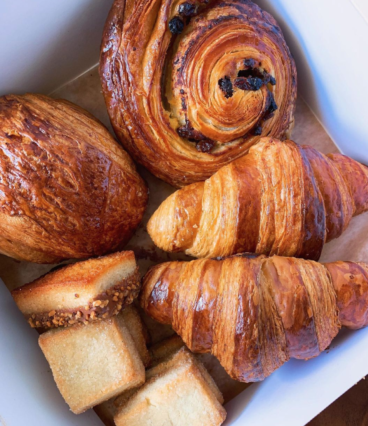 Hadrien Verrier Patisserie Assorted Pastries