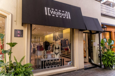 Wolford storefront
