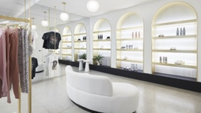 Inside Relevé Clothing, a Leaside boutique for cultish athleisure