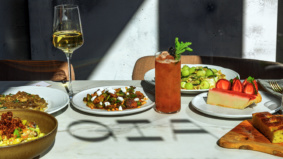 What's on the menu at Gia, Trinity Bellwoods' new spot for plant-forward Italian