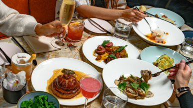 What's on the menu at Joni, the renovated Park Hyatt Toronto's swanky new restaurant