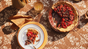 How to make Bar Reyna owner Nicki Laborie's savoury tomato tart