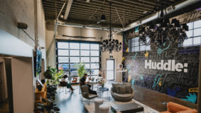 This family-run co-working space is bringing start-up energy to Scarborough