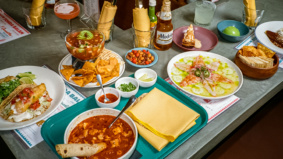 What's on the menu at Fonda Balam, a new sit-down Mexican restaurant from the team behind the summer's hottest taco pop-up