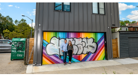This couple built a $500,000 laneway house at Pape and Danforth. Now they're renting it out for $2,500 a month