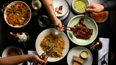 What's on the menu at MIMI Chinese, a gorgeous new restaurant in Yorkville from the team behind Sunny's Chinese